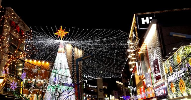 8 Best 2015 Christmas Highlights in South Korea (Photos)
