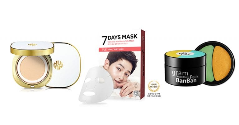 Top 3 Must-Have Korean Beauty Products For Your Summer Adventures