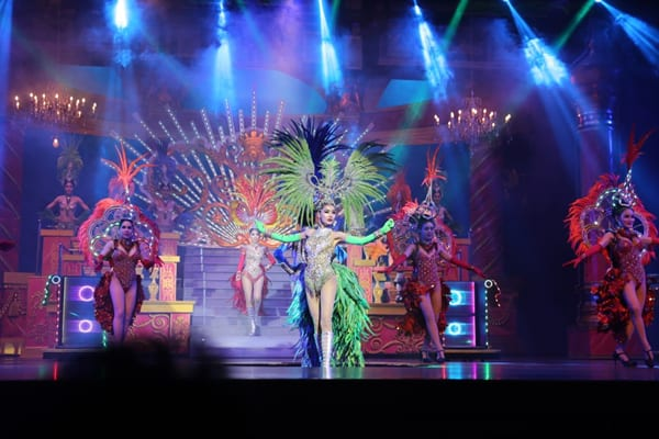 Ladyboy Shows in Pattaya