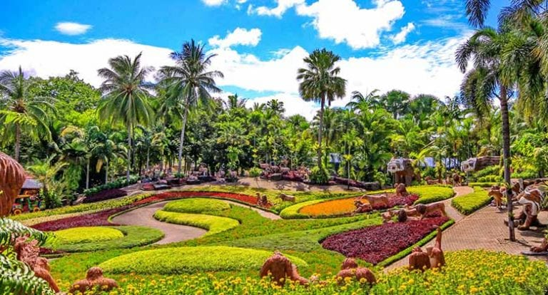 Guide to Nong Nooch Tropical Botanical Garden