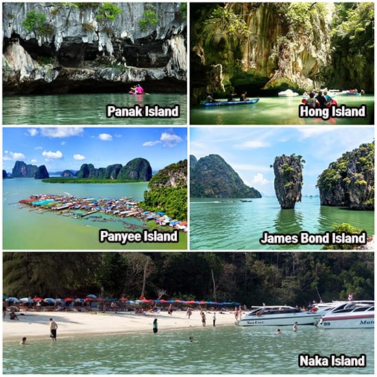 Phi Phi Islands Vs James Bond Island Comparison Guide