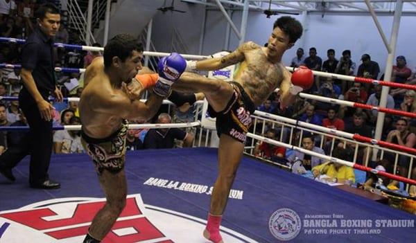 Muay Thai in Phuket