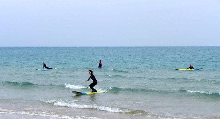 3 Best Spots for Surfing in Korea