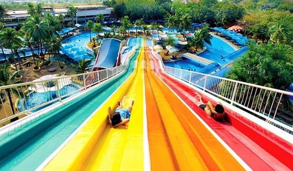 siam city park, siam city park discount ticket, bangkok things to do