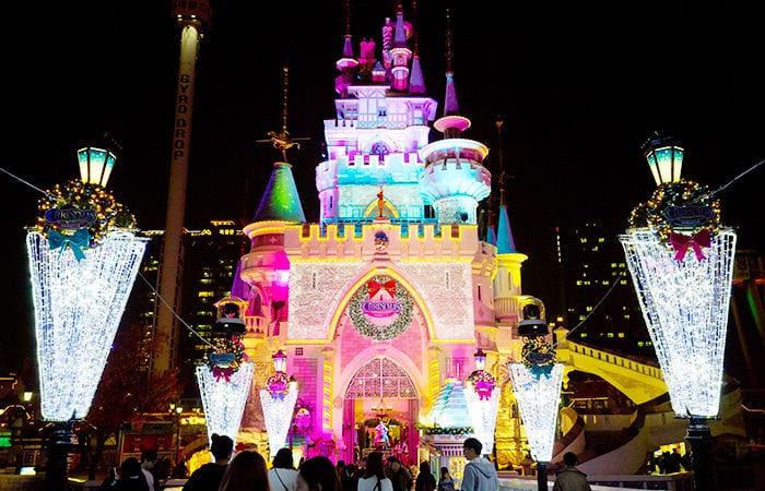 Image result for lotte world christmas 2019