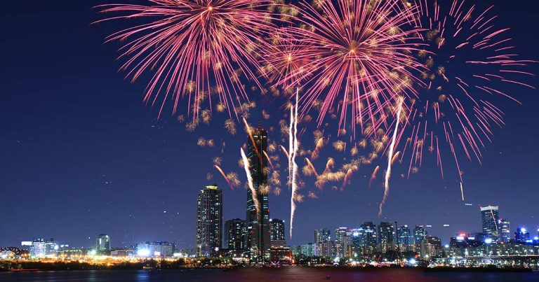 Best Places for 2020 New Year's Celebration in Korea
