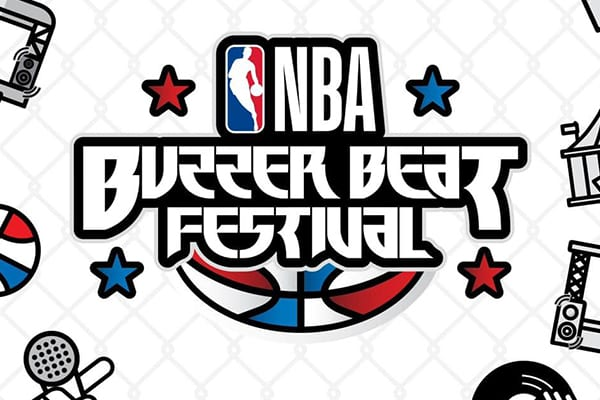 Korea Hip Hop Music Festival NBA Buzzer Beat Festival