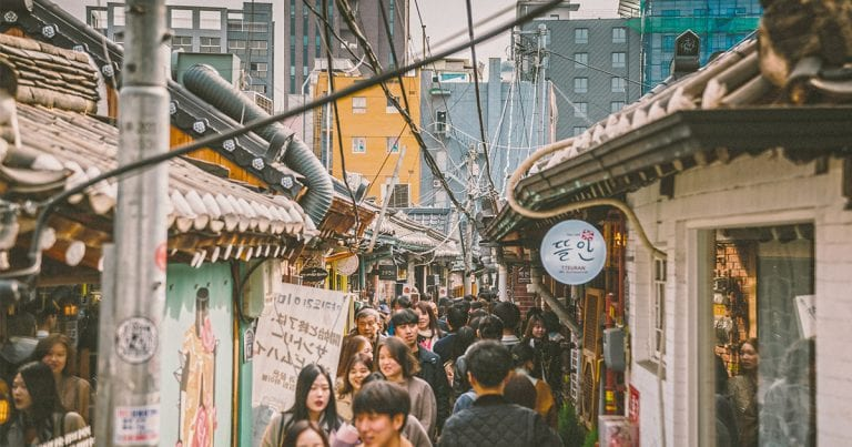 Ikseon-dong: Seoul's Instagrammable Hidden Gems Part 4