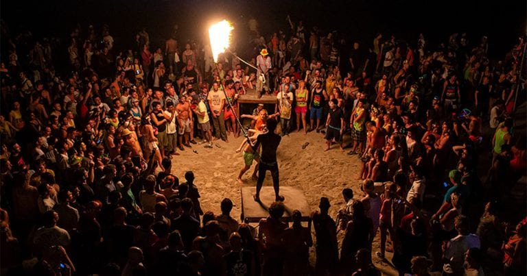 The Beginner's Guide to the Full Moon Party 2019