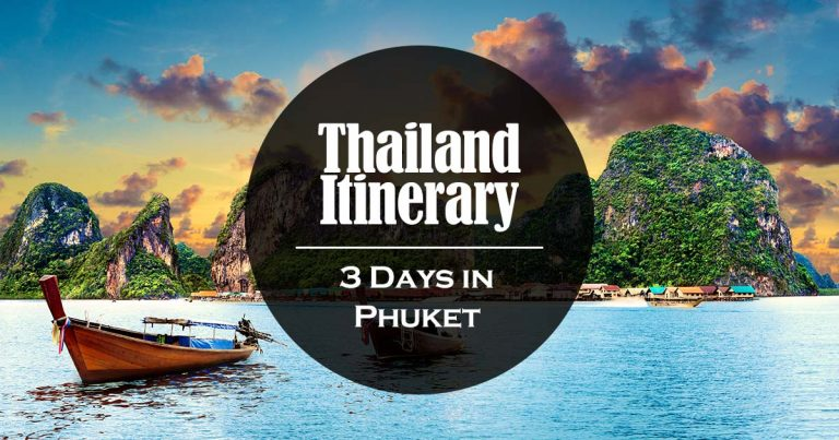 3 Days In Phuket: The Best Phuket Itinerary You'll Ever Find