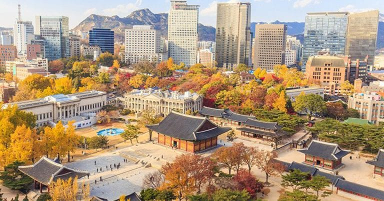 The Best Fall Foliage Spots in Seoul for Your Instagram