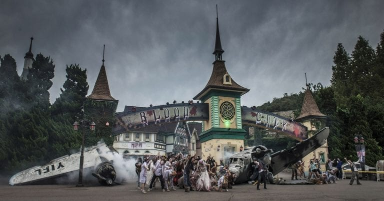 Your Guide to Everland Halloween 2020