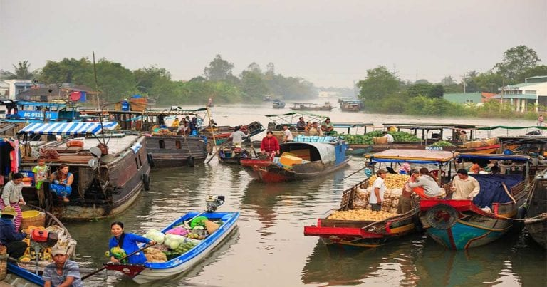 Things To Do Around The Mekong River