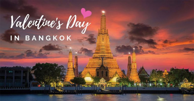 3 Romantic Things to Do on Valentine's Day in Bangkok