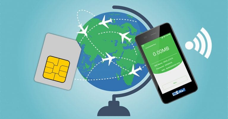 Stay Connected in Thailand: SIM Card & Pocket Wi-Fi