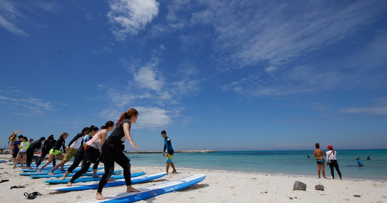 3 Best Spots for Surfing in Korea this Summer