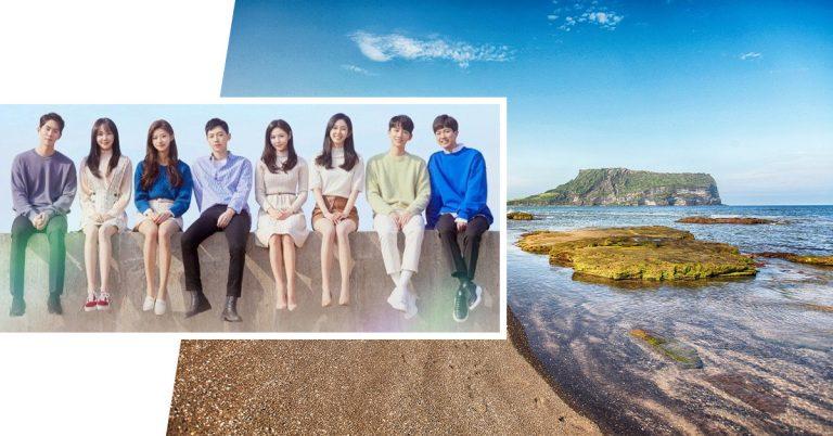 Best Dating Spots of 'Heart Signal 3' in Jeju Island, Korea