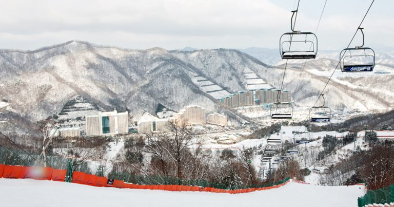 Perfect Guide to the Best Ski Resorts in Korea