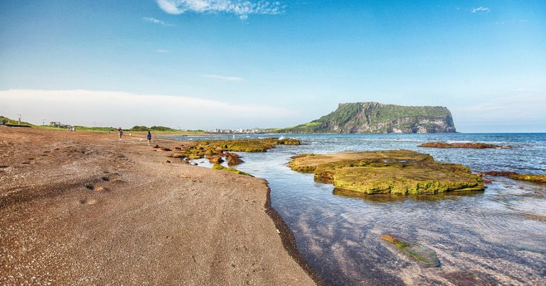 The Most Beautiful Beaches in Jeju Island You Must Visit
