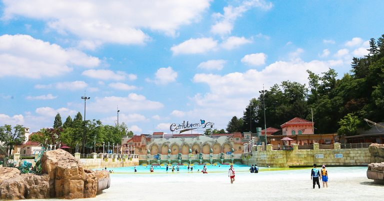 Caribbean Bay Discount Ticket Promotion for Foreigners Only