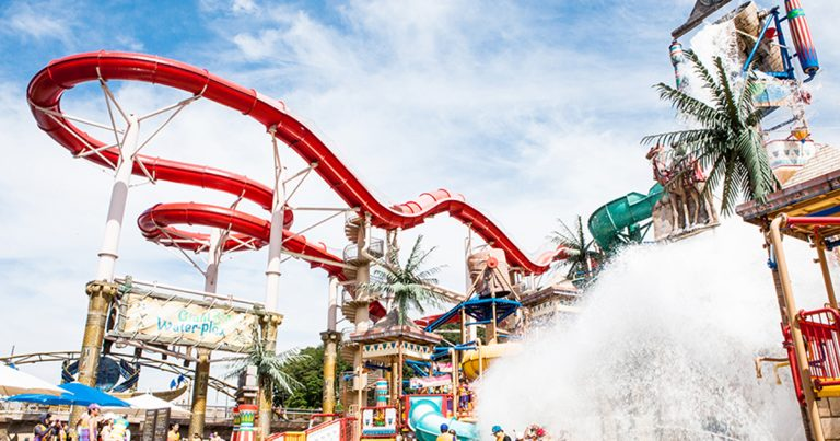 The 10 Coolest Water Parks in Korea for the Perfect Summer
